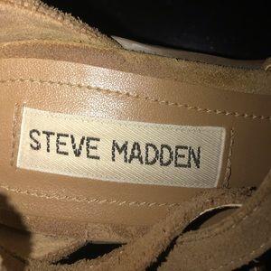 Steve Madden Shoes - STEVE MADDEN NUDE HEELS (ON HOLD) DO NOT BUY
